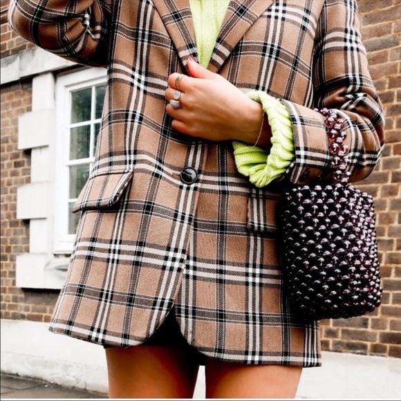 Zara Handbags - BLOGGERS FAVORITE ZARA Beaded Mini Purse